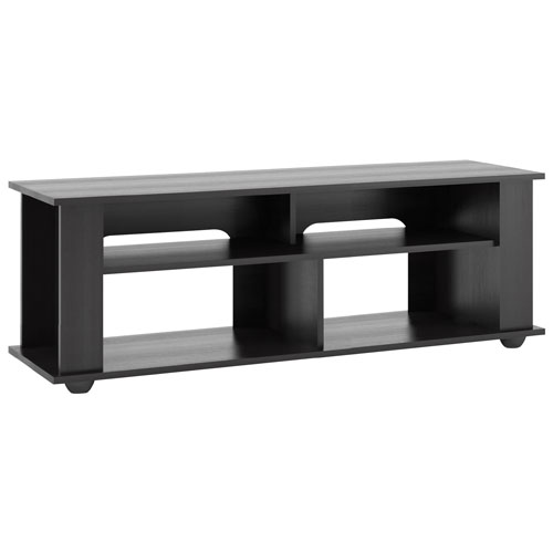 "CorLiving TV Stand for TV's Up To 55"" (TBF-604-B) - Black"