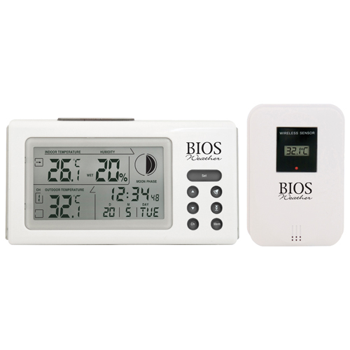 bios weather digital home weather station 321bc other tools