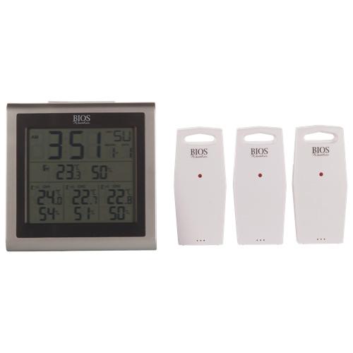 thermometre interieur application excellent vue duensemble avec sonde externe du thermomtre. Black Bedroom Furniture Sets. Home Design Ideas