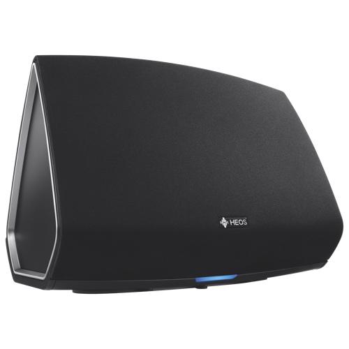 Denon HEOS 5 Multi-Room Wireless Speaker - Black