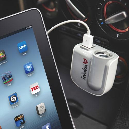 Adaptateur USB Companion Plus de Wagan (EL2882)
