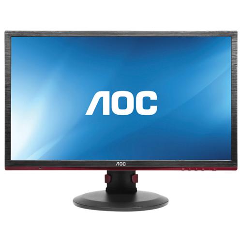 "AOC 24"" 144Hz 1ms GTG LED Gaming Monitor (G2460PQU) - Black"