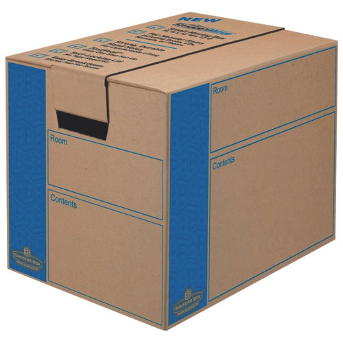 Fellowes SmoothMove Bankers Boxes - Small - 10 Pack