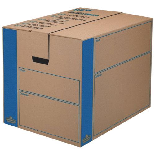 Boîtes Bankers Box SmoothMove de Fellowes - Grand - Paquet de 6