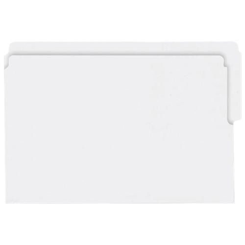 Esselte End-Tab File Folders (ESS413E-IVR) - Ivory