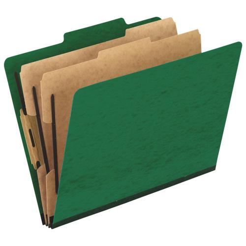 Chemise en papier manille d'Esselte (ESS1257-GR) - Paquet de 10