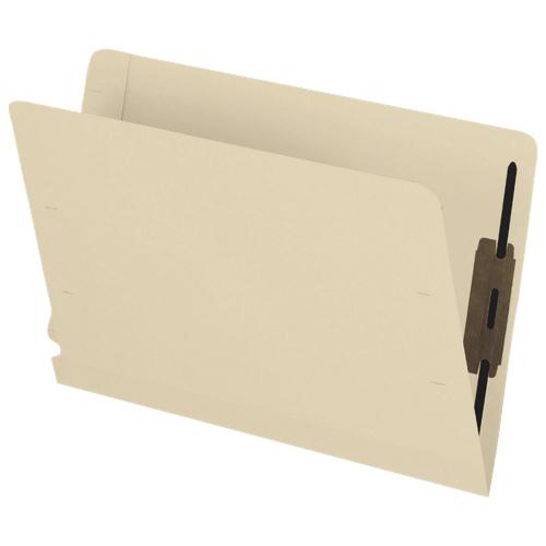 Esselte Bonded-Style Fastener Folders (ESS13160) - 50 Pack