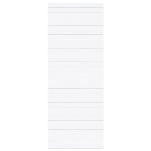 Esselte File Folder Inserts (ESS343) - 100 Pack - White