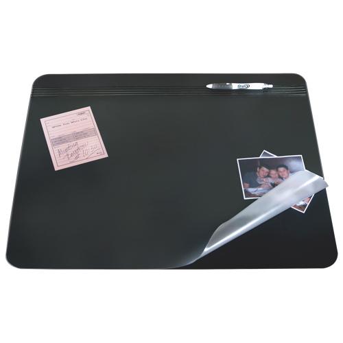 "Artistic Products 19"" x 24"" Desktop Organizer Pad (AOP48172) - Black"