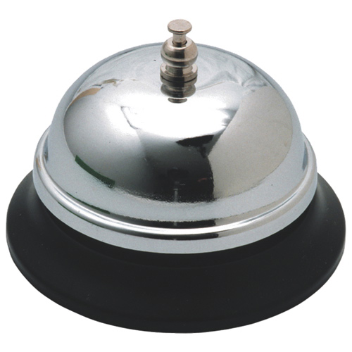 Acme United Call Bell (ACM55008) - Chrome