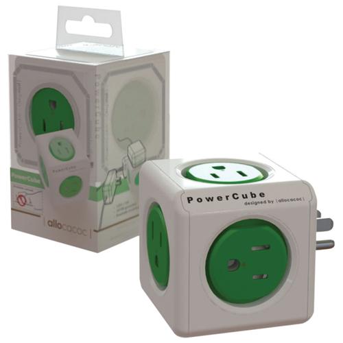 Barre d'alimentation à 5 prises PowerCube Original (4100/USORPC)