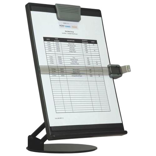Porte-copie ajustable de DAC (EH-17006-BLK) - Noir