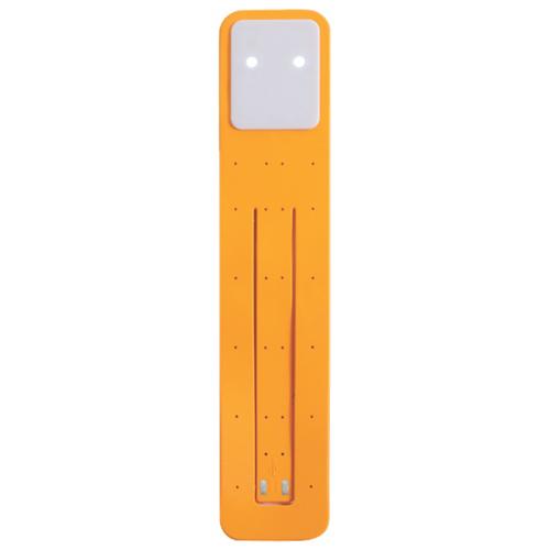 Moleskine USB-Chargeable LED Booklight - Orange