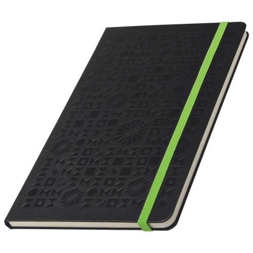 """Moleskine 5"""" x 8.25"""" Evernote Large Sketchbook - Black/Green"""