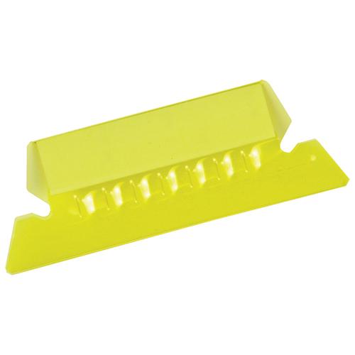 "Esselte 2"" Hanging File Folder Tab (ESS97209) - 25 Pack - Yellow"