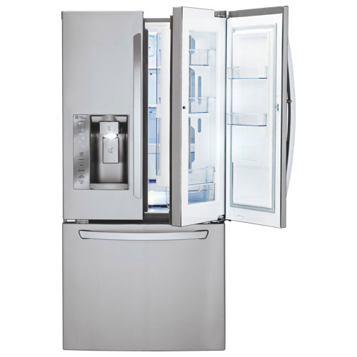 agifnclixax refrigerator door black product in with steel stainless french lg