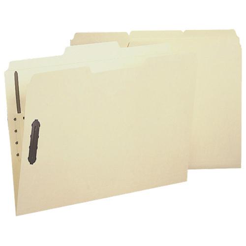 Chemise de classement avec attache de Sparco (SPRSP17213) - Lettre - Paquet de 50 - Papier manille