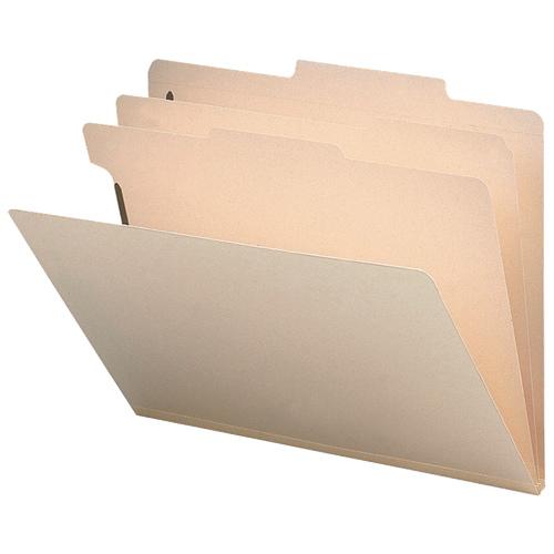 Chemise de classement de Sparco (SPRSP17223) - Ministre - Paquet de 10 - Papier manille