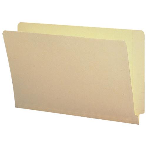 Sparco End-Tab Folder (SPRSP17255) - Legal - 100 Pack - Manila