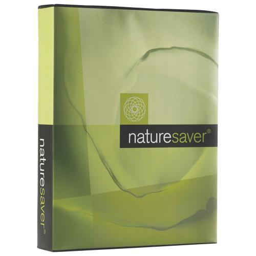 "Nature Saver Recycled 2300-Sheet 8.5"" x 11"" White Multi-Purpose Paper (NAT42710)"