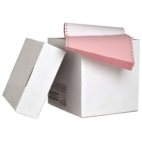 Papier continu perforé 1200 feuilles 8,5 x 11 po de Sparco (SPR01385)
