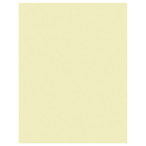 """Sparco 500-Sheet 8.5"""" x 11"""" Multi-Purpose Paper (SPR05122) - Canary"""