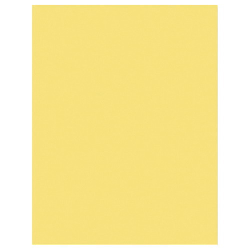 "Sparco 500-Sheet 8.5"" x 11"" Multi-Purpose Paper (SPR05125) - Yellow"