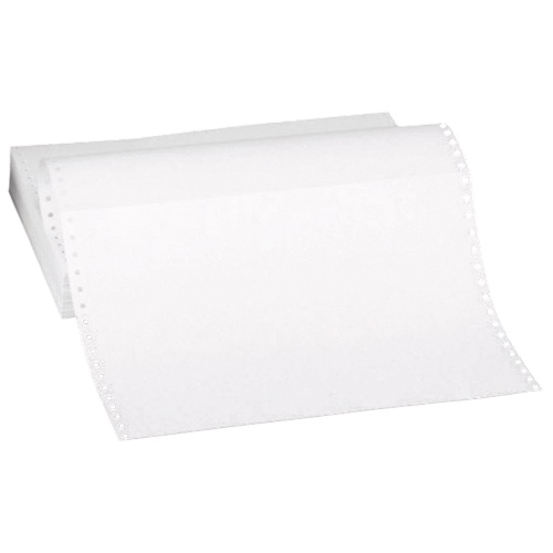 """Sparco 2600-Sheet 13.8"""" x 11"""" Continuous Computer Paper (SPR61341)"""