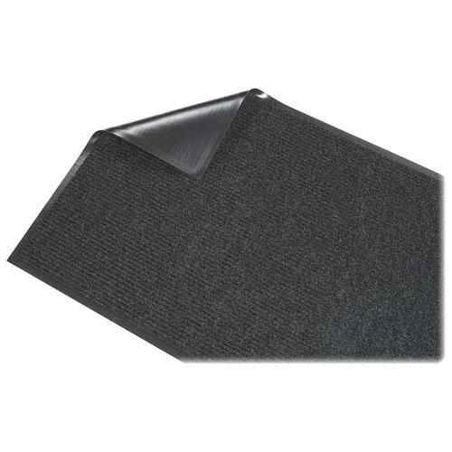 Tapis de sol pour l'intérieur de 72 x 48 po de Genuine Joe (GJO55461) - Gris anthracite