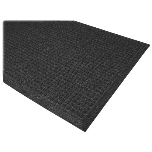 "Genuine Joe Eternity Mat 36"" x 24"" (GJO58935) - Charcoal Grey"