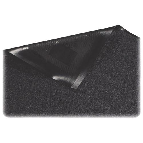 Tapis d'intérieur série Platinum de 72 x 48 po de Genuine Joe (GJO59464) - Noir