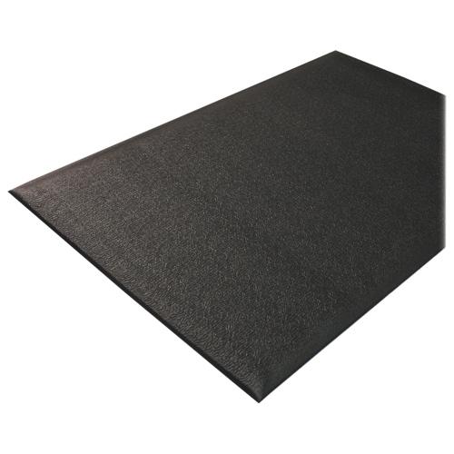 "Genuine Joe 10' x 36"" Anti-Fatigue Floor Mat (GJO70371) - Black"