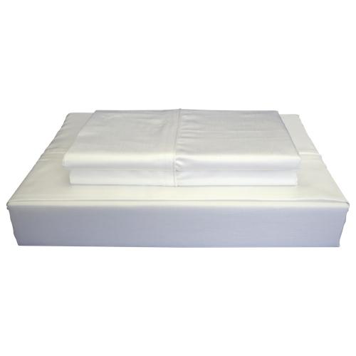 Maholi Duncan Collection 620 Thread Count Egyptian Cotton Sheet Set - King - White