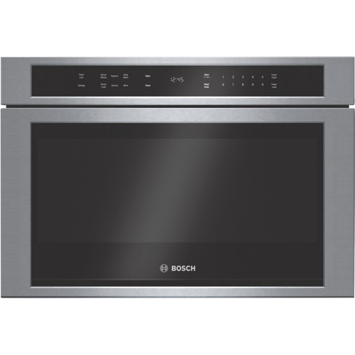 Bosch 800 Series Over The Range Microwave 12 Cu Ft Stainless