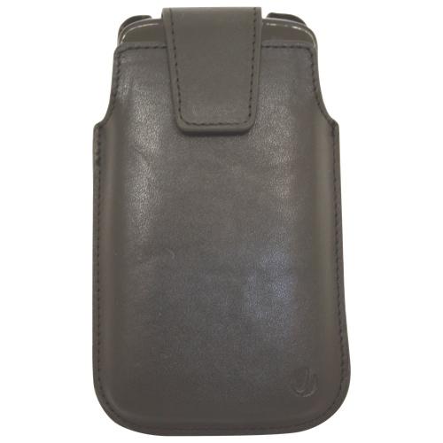 Vetta Samsung Galaxy S4 Leather Pouch - Black