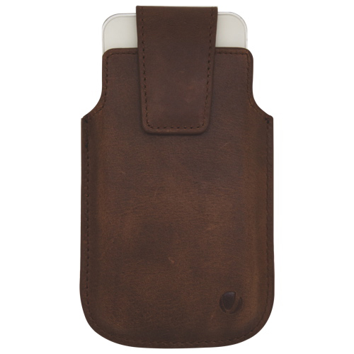 Vetta iPhone5/5C/5S Leather Pouch - Brown