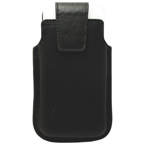 Vetta iPhone5/5C/5S Leather Pouch - Black