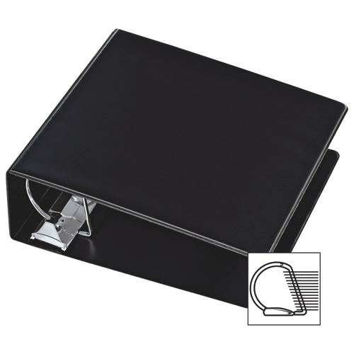 "Cardinal Heavy Duty 6"" D-Ring Binder - Black"