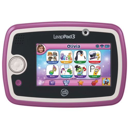 The LeapFrog LeapPad Glo comes with access to over 1, educator-approved movies, songs, games, books, and more, so your child will never run out of engaging content. It also has nine preloaded applications, including a photo editor and an art studio.