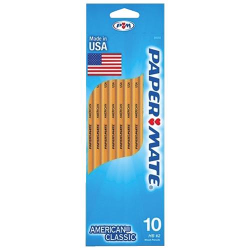 Crayon HB Paper Mate de Sanford - Paquet de 10