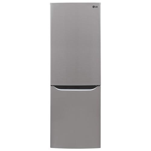 "LG 24"" 11.7 Cu. Ft. Bottom Mount Refrigerator (LBN12551PV.APVCNA1) - Silver"
