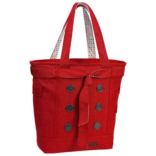 1efd546d8b OGIO Hamptons Women s Tote Bag - Red   Tote Bags - Best Buy Canada