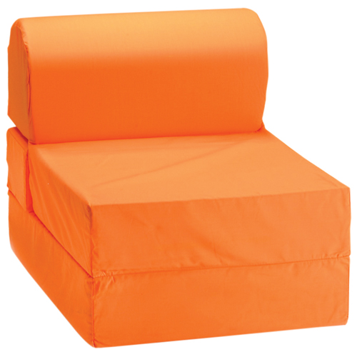 Comfy Kids Kids Flip Chair Orange Kids Teens Chairs Best