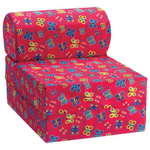 Comfy Kids - Kids Flip Chair - Butterfly