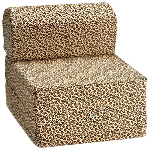 Comfy Kids Kids Flip Chair Cheetah Kids Teens Chairs Best