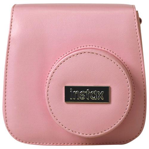 Fuji Instax Mini 8 Fitted Case - Pink