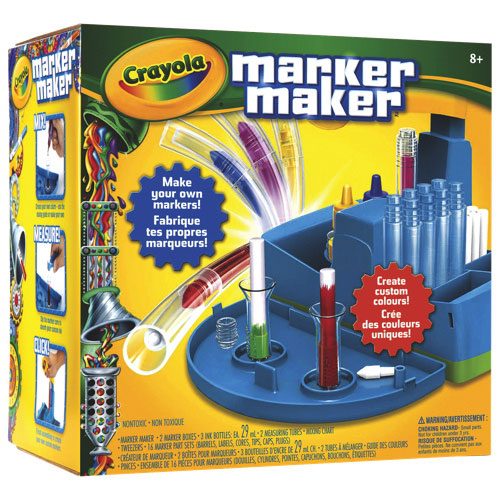 final clearance crayola marker maker assorted online only