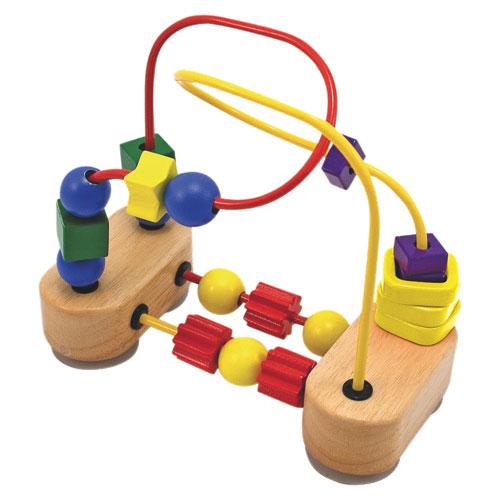 Melissa And Doug Educational Toys : Melissa doug first bead maze learning educational