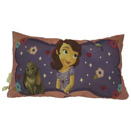 Disney Princess Sofia Body Pillow - Pink
