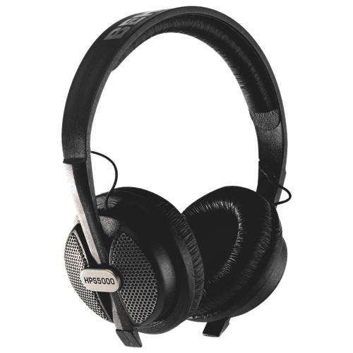 Casque d'écoute à isolation sonore de Behringer (HPS5000) - Noir